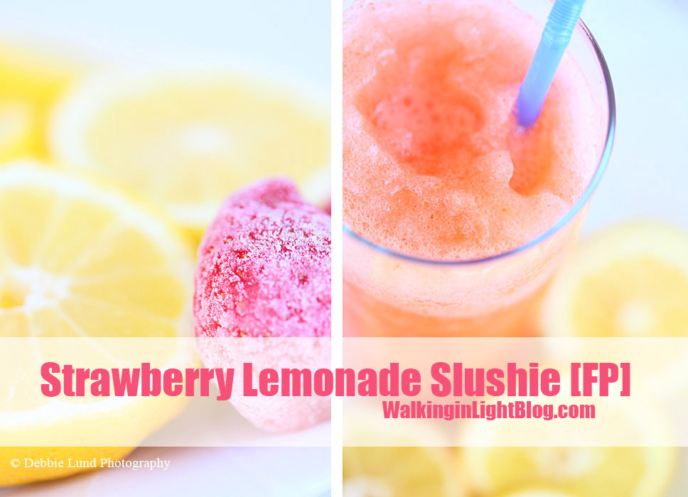 Strawberry Lemonade Slushie [THM FP]