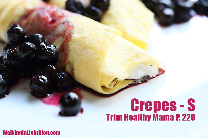 Trim Healthy Mama Foods in Pictures #2
