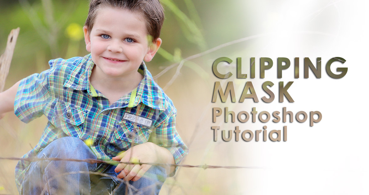 Free Photoshop Video Tutorial: Clipping Mask